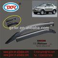 Toyota fortuner 2005-2011 deinyección de carbono visera de sol
