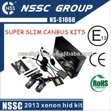2013 NSSC super slim Canbus kits error free on HYUNDAI , POLO 2012,GOLF 6 Emark,two years warranty