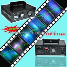 DMX RGB LED Laser light show system