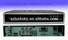 HD DVB-S2 FTA digital satellite recever support BIss USB WIFI CCcam newcam internet sharing