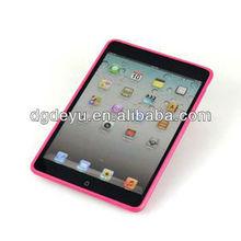 whosale soft silicone case for ipad mini case