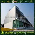 стандарт исо низкая стоимость безопасность стальной конструкции склада дизайн для польши