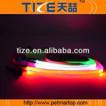New USB Multi-color Royal Series Leash PET2112U Flashing Led Collar