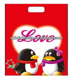 Hight printing gift bags wholesale qingdao