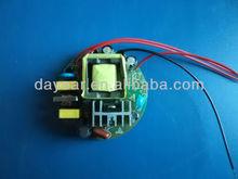 Power supply for led strobe light