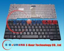 Original New for Toshiba Satellite L200 L300 L305 L310 Laptop keyboard RU layout ebour001