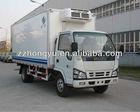 ISUZU Reefer Cold Food Box Truck