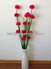 5L pink flower LED holiday bouquet lights for indoor decoration