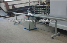 Double glass processing machine/Alu-spacer bar cutting machine / Aluminium spacer bar cutting saw