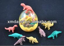 3d drôle. dinosaur puzzle gomme en forme d'animaux