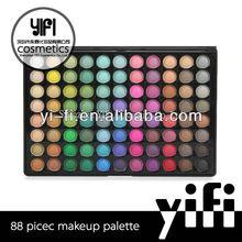 Cosmetics wholesaler! 88 matte eyeshadow palette eyeshadow rod accessory