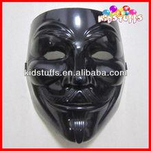 Black Vendetta/ Guy Fawke Mask For Party Favor/ New Fashion