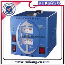 Automatic voltage regulator,low dropout voltage regulator AC 1500w