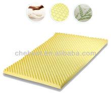 Memory foam mattress underlay massage mattress