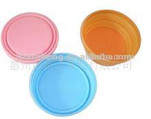 FDA Grade eco-friendly silicone pet water bowl