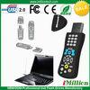 2013 New RF universal tv remote control usb