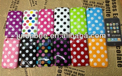 Polka Dot TPU Soft back Case Cover for iPhone 3G 3GS