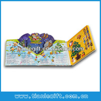 Kids Sound Book With LED Flash