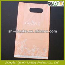 Beautiful plastic LDPE packing bag