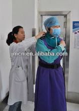Protection jump lead medical X-ray protective clothing dress anti-radiation suit medical radiation protection