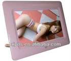 sexy video digital picture frame
