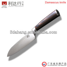 [2013 Newest] LDH Custom damascus knife