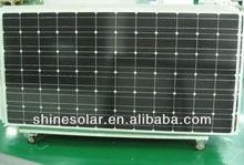 70W 18V high efficiency POLY Solar Panel