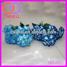 new arrival cheap wholesale artifical silk flower hydrangea