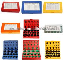 382PCS o ring kit ,419PCS METRIC o rubber ring kit (ISO 3601, AS 568A, DIN 3771, JIS B2401.)