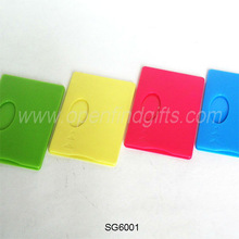 Promotional plastic business card holder/box/case as giveaway SG6001