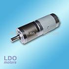 36mm planet gear motor