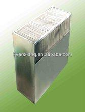 HC-02-110/ Shiyu/ 110W/K/ aluminum intercooler core