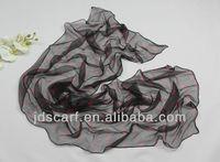 arab shawl JDY-D041# super thin 100% silk 100% silk arab shawl