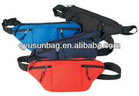 Wholesale Custom Travel Fanny Pack With Zipper Pocket