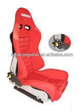 AK hot sale carbon fiber FRP fabric cloth BIRDE reclining gias racing seat