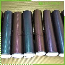 Chameleon Flat Face/Lattice/Carbon fiber/Snake Skin Vinyl