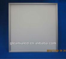New design frameless led lighting panel 600*600mm dimmable led panel lighting