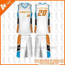 College catch on basketball uniform /wear