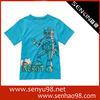 kids super soft cotton T-shirts,customized plain kids T-shirts,kids fashion T-shirt of kids summer garment design