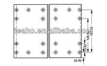 auto parts brake lining kit 21 9862 00