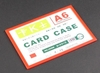 magnetic pvc card case