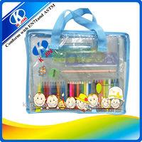 Children's day gift,PVC stationery sets