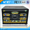 cheap double din car dvd player with Foryou DVD Loader, Hitachi Pick Up