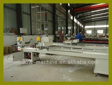 UPVC window Manufacturer machinery / PVC Profile Cutting Saw Machine (LSJ-3500)
