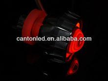 Personalized devil eyes bi-xenon headlights for cars