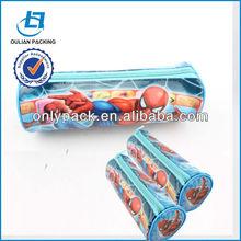 2013 cartton zipper bag pvc pencil bag for children