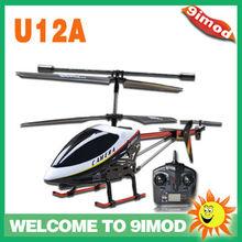 UDI U12A 2.4Ghz 3ch Gyro Big RC Helicopter with Camera
