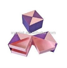 wedding paper gift box
