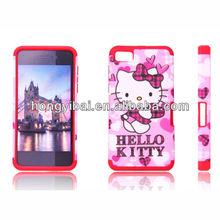 Hello Kitty cell phone case for blackberry z10