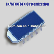 TF16240-01-WFBW TN/STN/FSTN/OLED monochrome lcd display module 16 characters*2 lines 5*7 dots +ICON